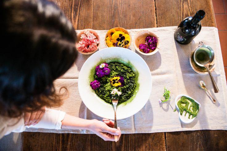 Riso verde all'acqua fiorita - Taste of Style