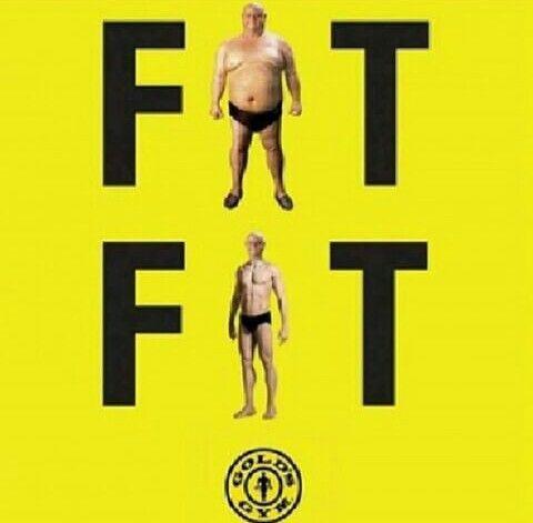 Fitness vs. Fatness