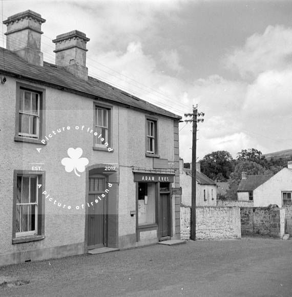 Adam Eve Post Office County Cavan ANTIQUE 1860 Photo DOWNLOAD