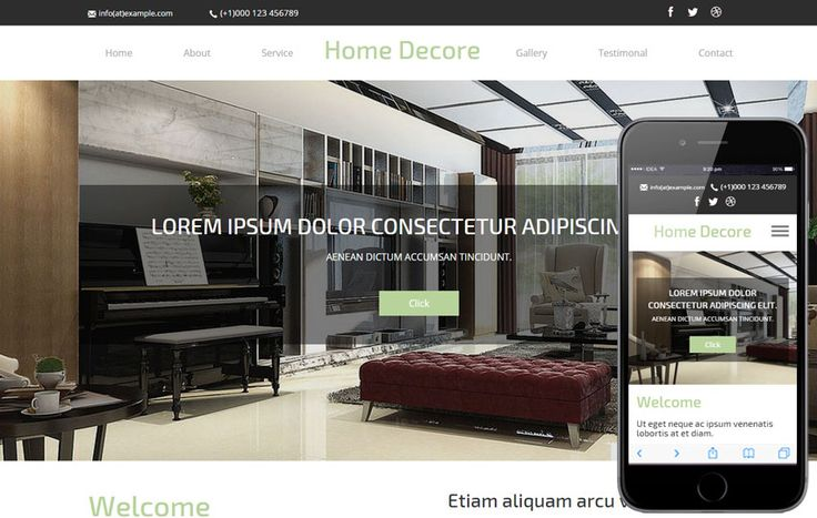 1000 images about webdesign web templates other web for Interior design web app