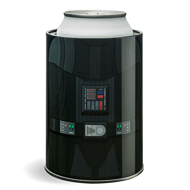Star Wars Darth Vader Can Cooler: I am Your Beer #starwars