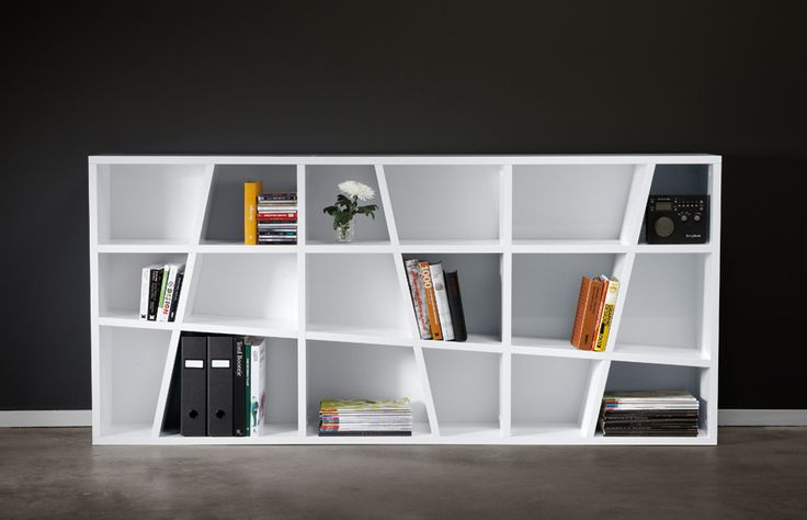 102 Best Images About Creative Bookshelves On Pinterest