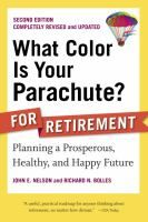 Great book about retirement. Highly recommend it.