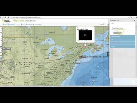 Practical Ed Tech Tip of the Week – Create, Share, & Print Thematic Maps   Practical Ed Tech