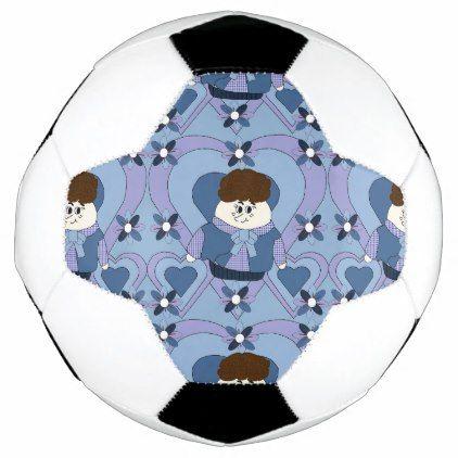 Tom A. Hawk Soccer Ball - craft diy cyo cool idea