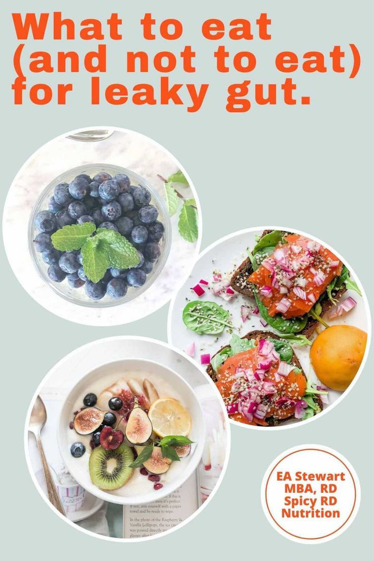 Leaky Gut Diet What To Eat And Not To Eat Leaky Gut Diet Leaky Gut Diet Recipes Heal Leaky Gut