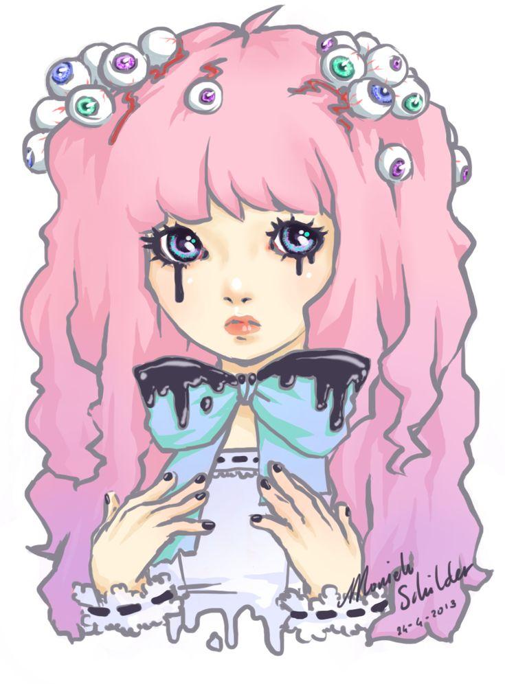 Pin on lolita, kawaii, pastel goth