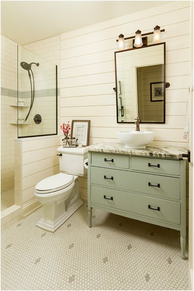 fascinating bathroom vanity with sink in farmhouse bathroom as wel as marble countertop wall sconce as well farmhouse tissue box holders manufactured wood bathroom vanities with tops as wel as country bathroom decorating ideas