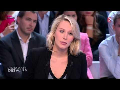 Politique - HD1080 - Marion Maréchal Le Pen en débat avec Alain Juppé DPDA 02-10-2014 - http://pouvoirpolitique.com/hd1080-marion-marechal-le-pen-en-debat-avec-alain-juppe-dpda-02-10-2014/