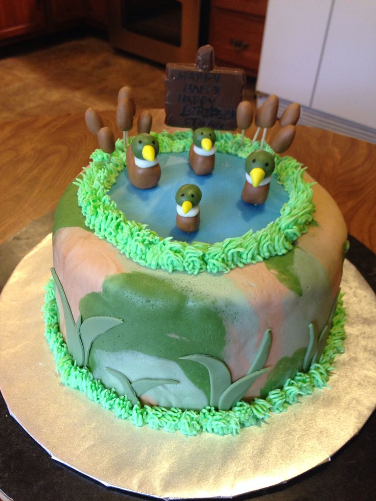 235 best Cakes Duck Dynasty images on Pinterest Duck dynasty