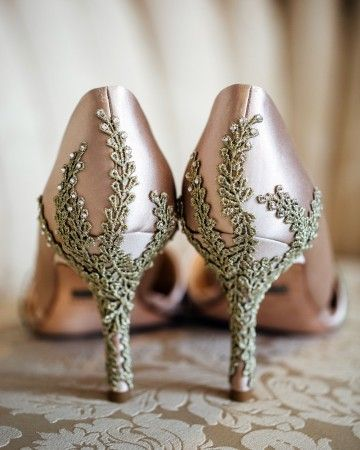 The Shoes -  A two-day Hindu and Jewish Wedding Celebration