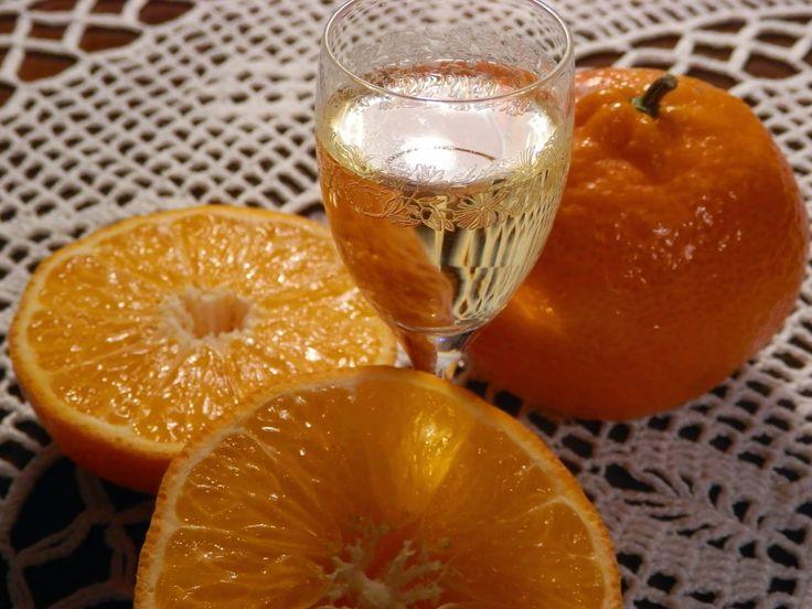 pracownia nalewek: Nalewka na mandarynkach