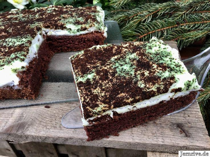 Mooskuchen, ein Rezept aus DDR-Zeiten – Aus meinem Kuchen und Tortenblog – Backen, Torten, Kuchen, Gebäck