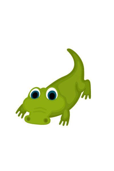 Crocodile Vector Image #wild #animals #vector #handdrawvector #crocodile http://www.vectorvice.com/wild-animals-vector-pack