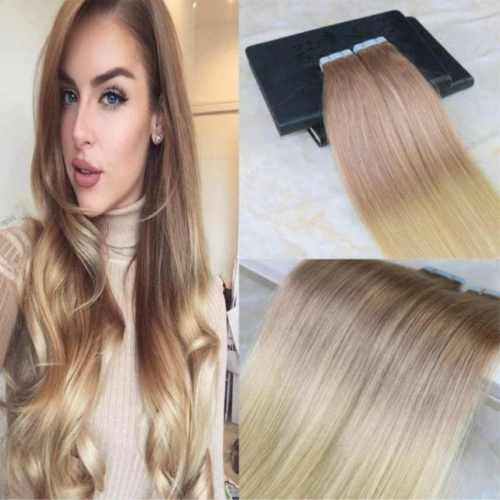 Best 25 glue in hair extensions ideas on pinterest diy hair hairdancing tape in hair extensions two tone ombre tape in hair extensions paste pmusecretfo Images