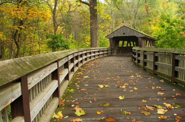 Wildwood Preserve in Toledo, #Ohio