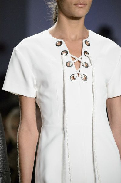 Rebecca Minkoff at New York Fall 2016 (Details)