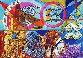 102 mejores im genes sobre arte abstracto en pinterest for Definicion de pintura mural