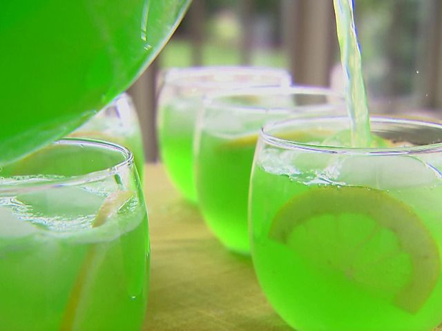 Green Punch Recipe : Trisha Yearwood : Food Network