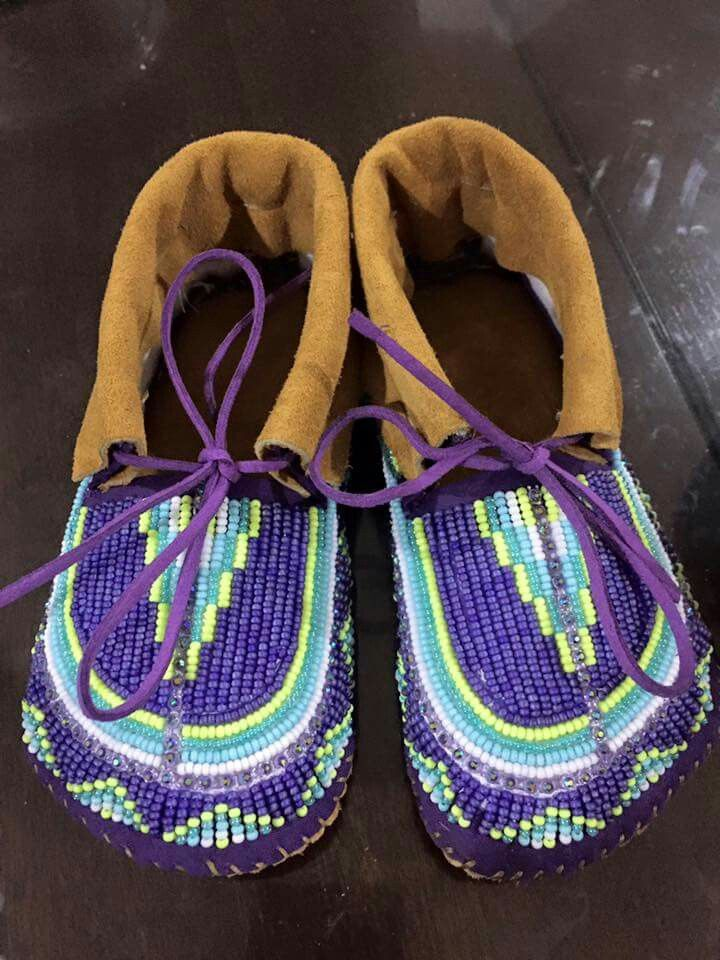 25 best ideas about beaded moccasins on