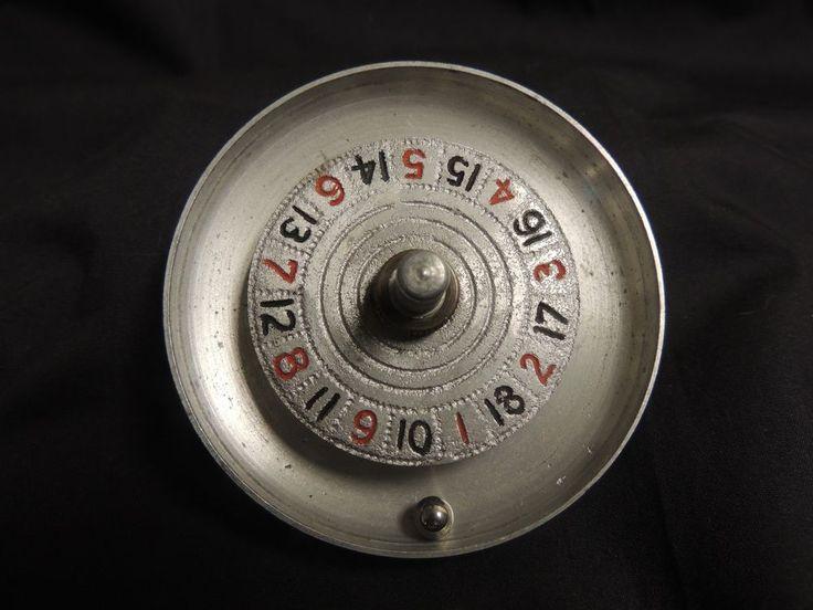Antique roulette ball