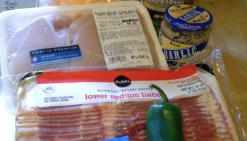 Low-Carb Lifestyle Recipe: Bacon-Wrapped, Jalapeno and Cream Cheese Stuffed Chicken
