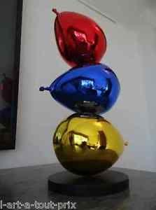 Philippe Berry 3 Beaux Ballons Epreuve D'Artiste N1 4 Bronze DLG Jeff Koons | eBay
