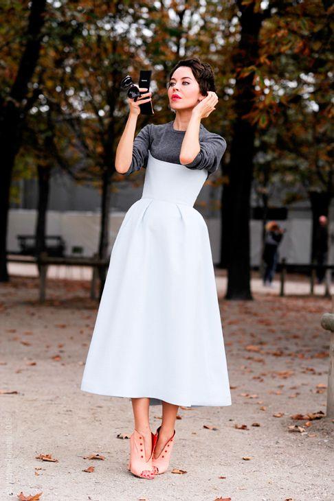 Paris – Ulyana Sergeenko