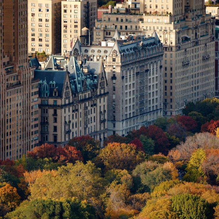 40 Central Park South Nyc: The 10 Most Beautiful Neighborhoods In America, Ranked