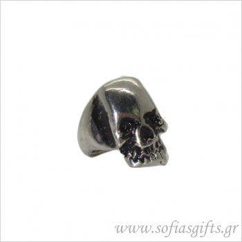 Ανδρικό δαχτυλίδι νεκροκεφαλή - Είδη σπιτιού και χειροποίητες δημιουργίες | Σοφία #ανδρικα #δαχτυλιδια #κοσμηματα #andrika #daxtylidia #kosmhmata