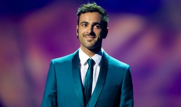 Marco Mengoni, representing Italy in Eurovision Song Contest 2013, are visiting the studio http://www.youtube.com/watch?feature=player_embedded=DoGWErW3hYY