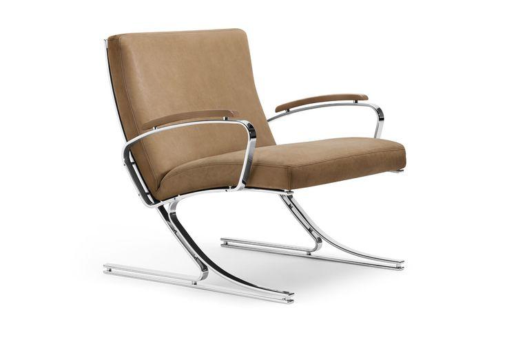 Een echte klassieker. De Berlin Chair is weer terug op het podium. De Berlin Chair is oorspronkelijk ontworpen in 1975 door Meinhard von Gerkan voor de VIP-lounge van de Berlijnse luchthaven Tegel. Nu heeft Walter Knoll dit icoon uit de designgeschiedenis in zijn collectie opgenomen. http://www.deprojectinrichter.com/walter-knoll/