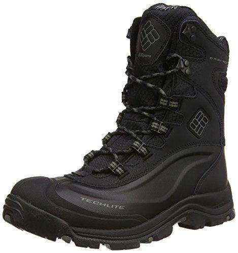 Columbia Men's Bugaboot Plus III Omni Cold Weather Boot, Black/Charcoal, 11 D US Columbia http://smile.amazon.com/dp/B00Q7JEEUA/ref=cm_sw_r_pi_dp_eMUGwb1FMM00N
