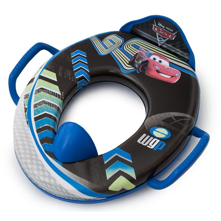The First Years Disney Pixar Cars Soft Potty Seat