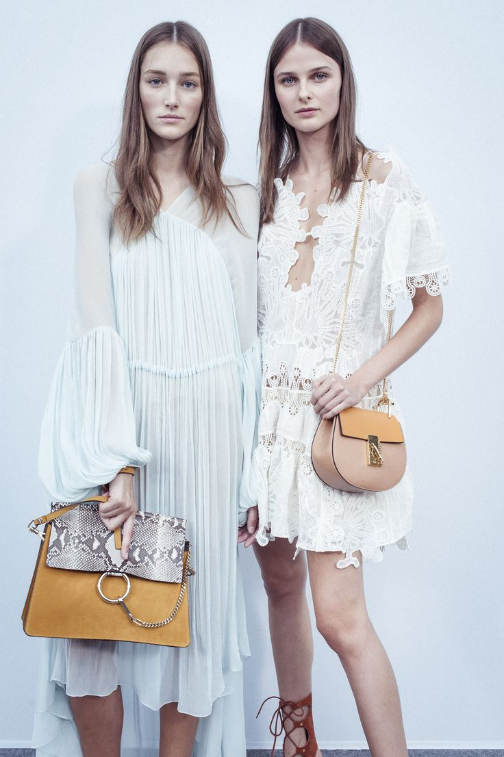 Spring-Summer 2015 bags – the Faye satchel and the Drew in folk colours