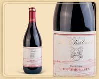 Вино Le Chabrot столовое красное полусладкое  фото