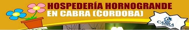 Propuestas de Alojamiento: La primavera llega a Hospedería Hornogrande. ¡Ven y disfruta de Cabra!