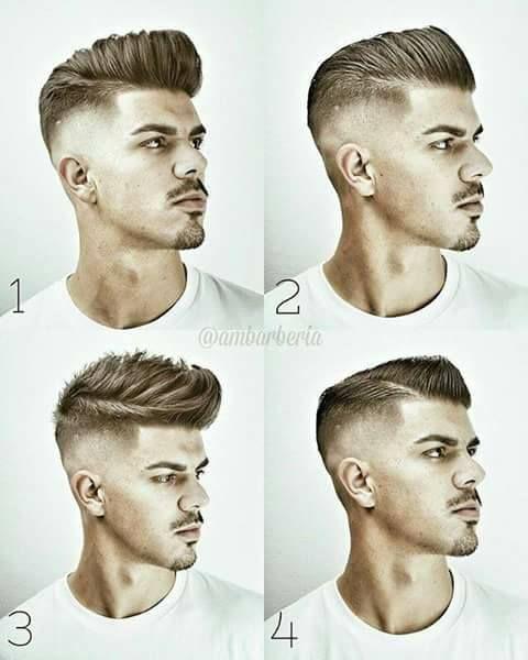 Peinados De Moda Para Jovenes Hombres
