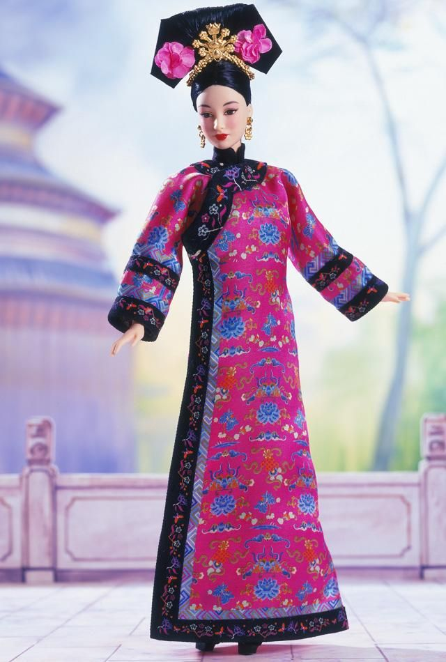 Dolls of the World - Princess Collection - Princess of China™ Barbie® Doll