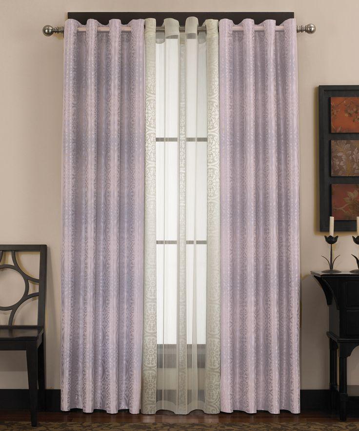 25+ Best Ideas About Mauve Curtains On Pinterest