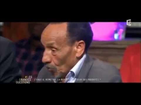 Clash entre Pierre Rabhi et une journaliste de France 5 - YouTube