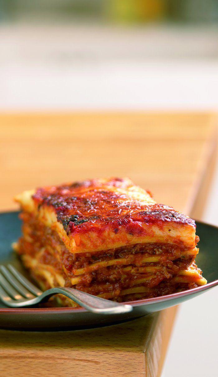 les 25 meilleures id es concernant lasagne bolognaise sur. Black Bedroom Furniture Sets. Home Design Ideas
