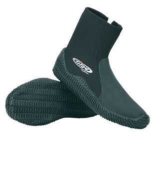 7mm Tilos Titanium Booties Boating & Water Sport Apparel Sporting Goods - https://xtremepurchase.com/ScubaStore/7mm-tilos-titanium-booties-573015562/