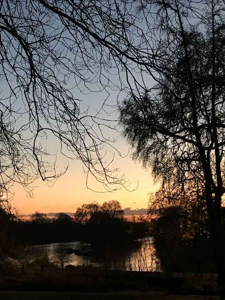 Richmond Upon Thames, Uk #thames #riverside