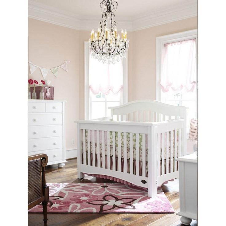 Bonavita Hudson Lifestyle 4 in 1 Convertible Crib