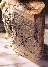 Blue cheese makes me sick. I cannot eat any kind of fungus.