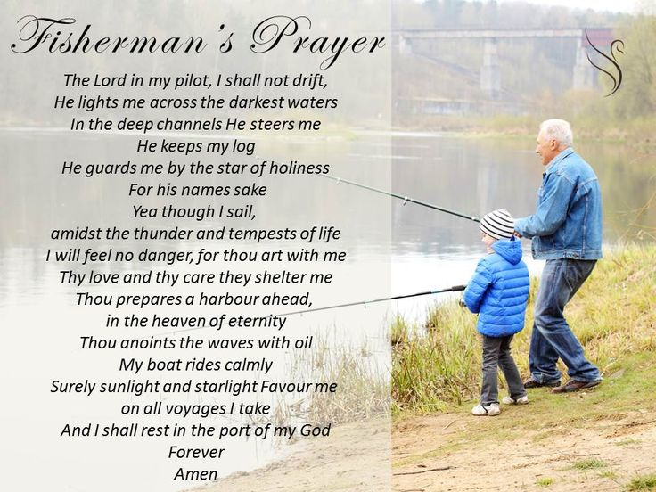 Pin by swanborough funerals on funeral prayers pinterest for Poems about fishing in heaven