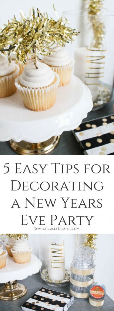 31 best New Years Eve Party Ideas images on Pinterest | New years ...