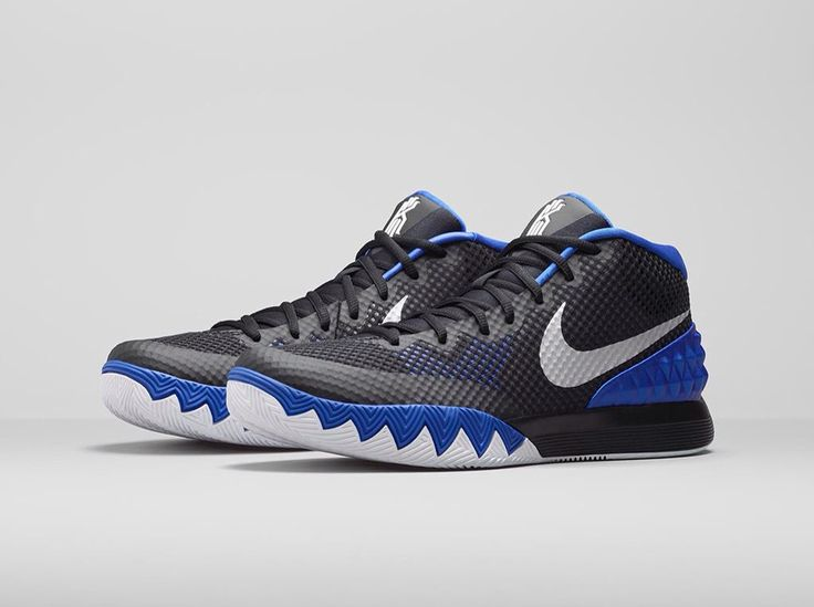 serving as a salute to his days with the duke blue devils. the nike kyrie 1 brotherhood is the sixth iteration from the debut kyrie irving signature l