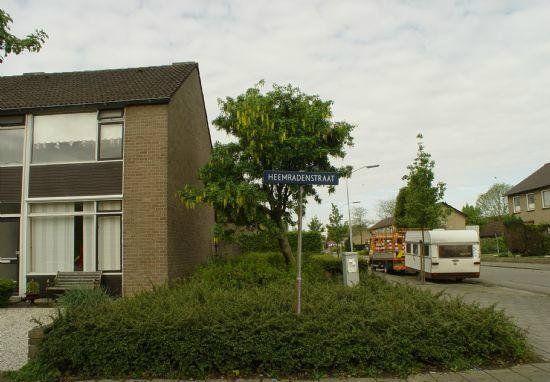 Heemradenstraat Druten (jaartal: 1970 tot 1980) - Foto's SERC